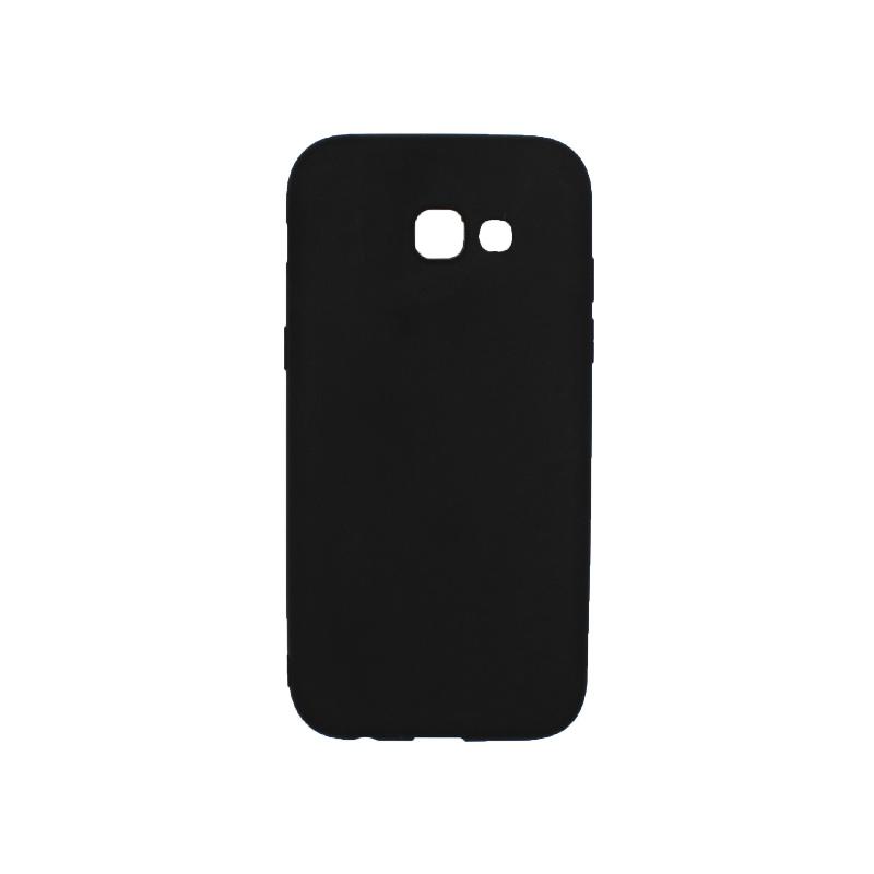 Θήκη Samsung Galaxy Α5 2017 Σιλικόνη μαύρο