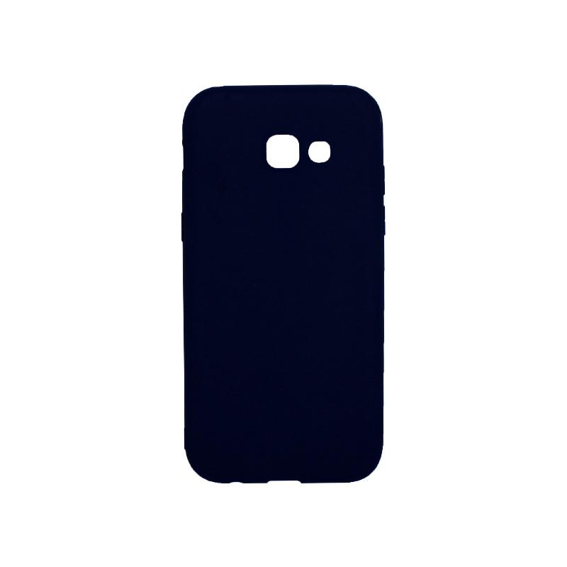 Θήκη Samsung Galaxy Α5 2017 Σιλικόνη μπλε