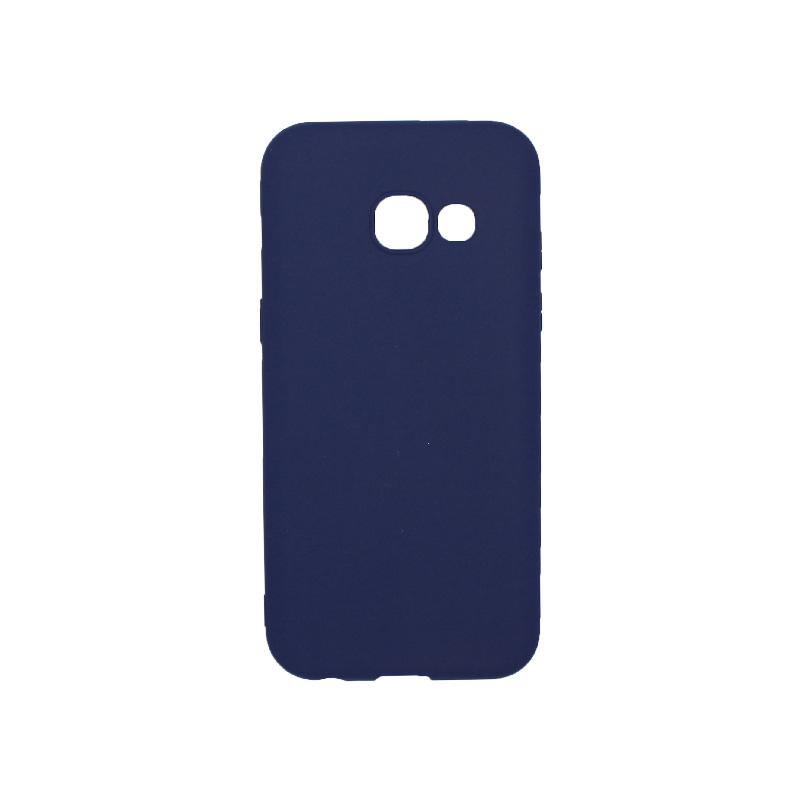 Θήκη Samsung Galaxy Α3 2017 Σιλικόνη μπλε