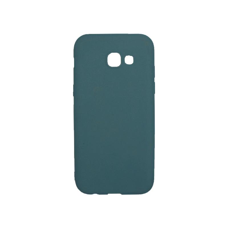 Θήκη Samsung Galaxy Α5 2017 Σιλικόνη πετρόλ