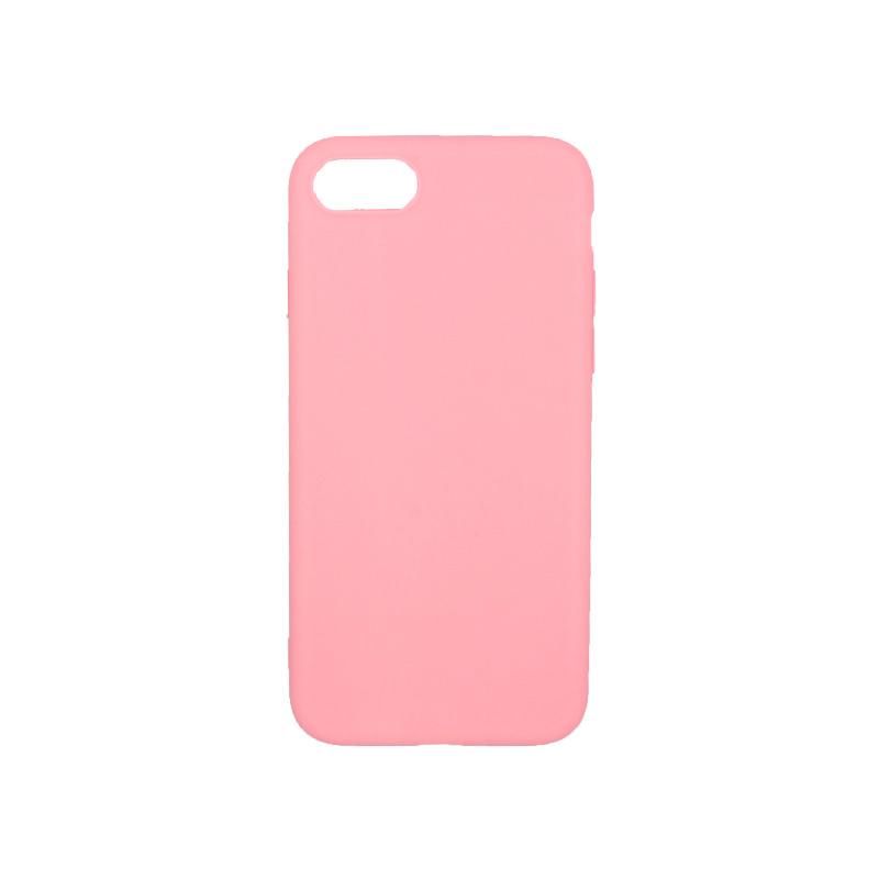 θήκη iphone 7 / 8 σιλικόνη ροζ