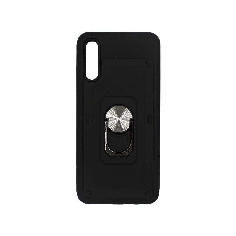 Θήκη Samsung A50 / A30S / A50S Με Popsocket μαύρο 1
