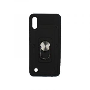 Θήκη Samsung Galaxy A10 / M10 με Popsocket μαύρο 1