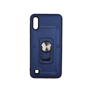 Θήκη Samsung Galaxy A10 / M10 με Popsocket μπλε 1