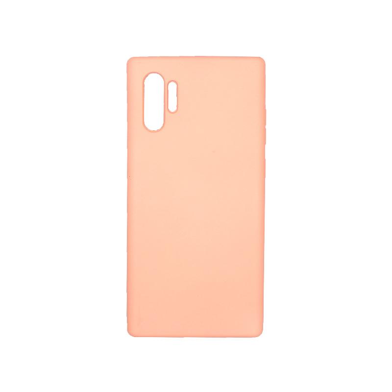 θήκη Samsung Galaxy Note 10 Plus πορτοκαλί 1