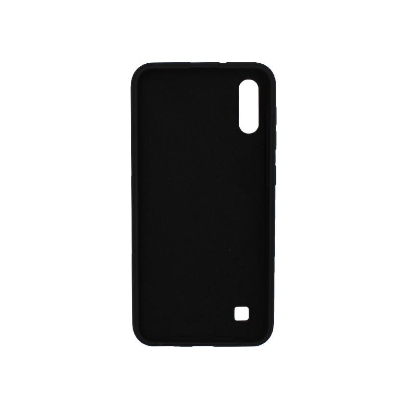 Θήκη Samsung Galaxy A10 / M10 Silky and Soft Touch Silicone μαύρο 2
