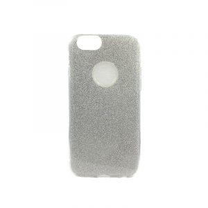 θήκη iphone 6 - 6s glitter γκρι