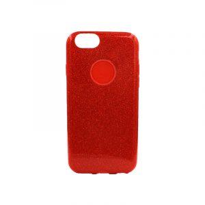 θήκη iphone 6 - 6s glitter κόκκινο