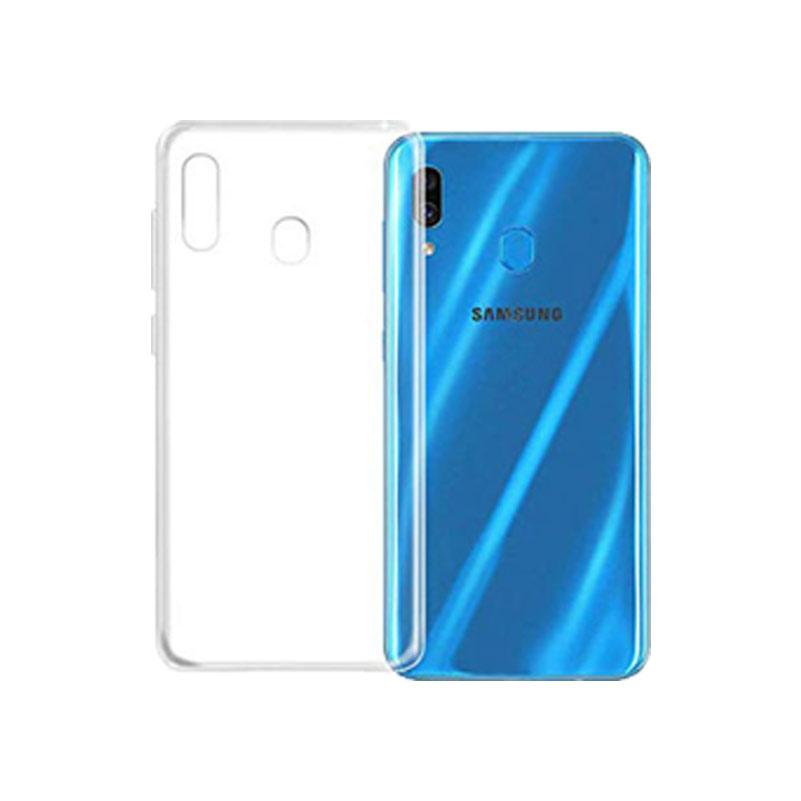 Θήκη Σιλικόνης 0.3mm Διάφανο Samsung A20 / A30