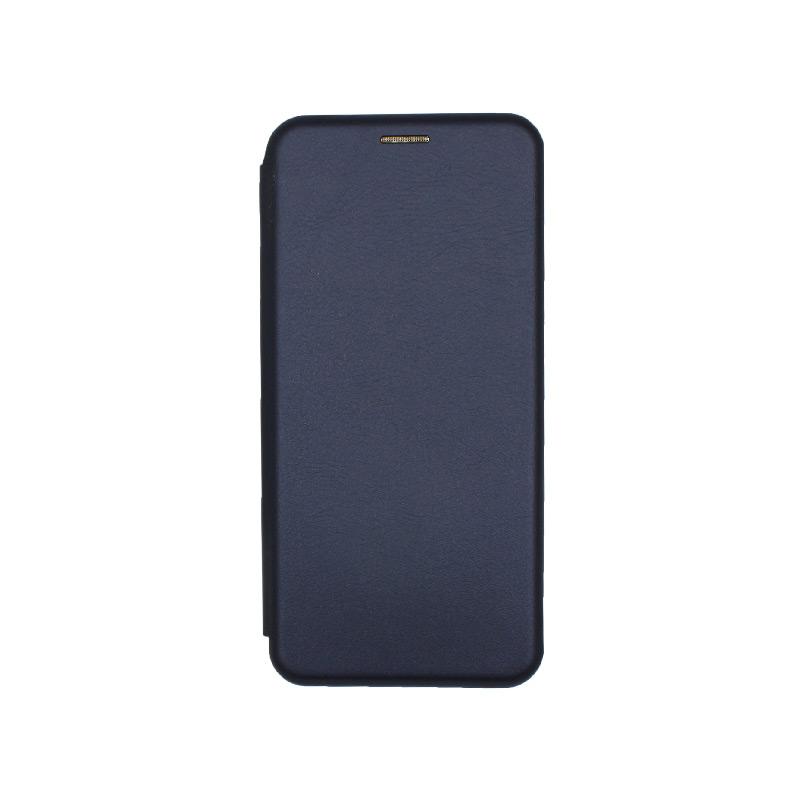 Θήκη Xiaomi Redmi Note 8 Pro Πορτοφόλι με Μαγνητικό Κλείσιμο μπλε 1