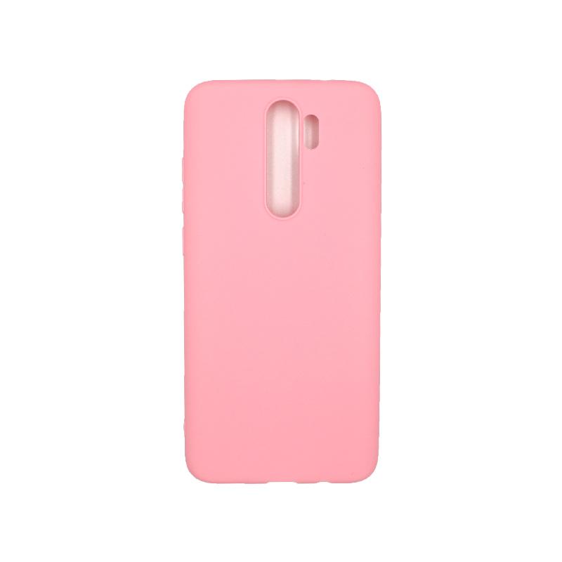Θήκη Xiaomi Redmi Note 8 Pro Σιλικόνη ροζ