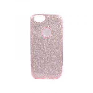 θήκη iphone 6 - 6s glitter ροζ