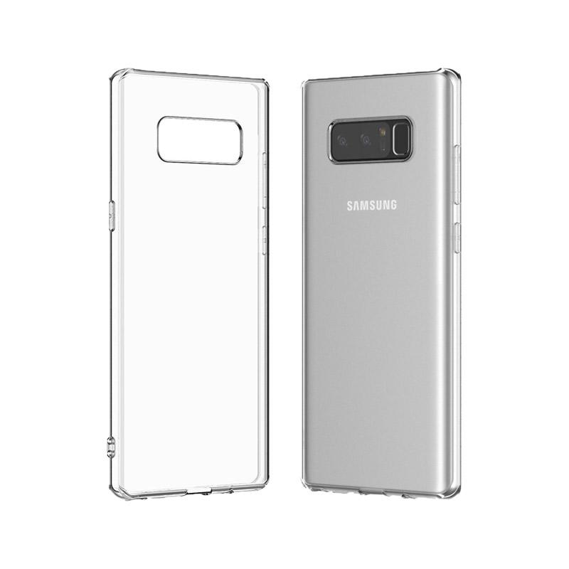 Θήκη Σιλικόνης 0.3mm Διάφανο Samsung Galaxy Note 8 2