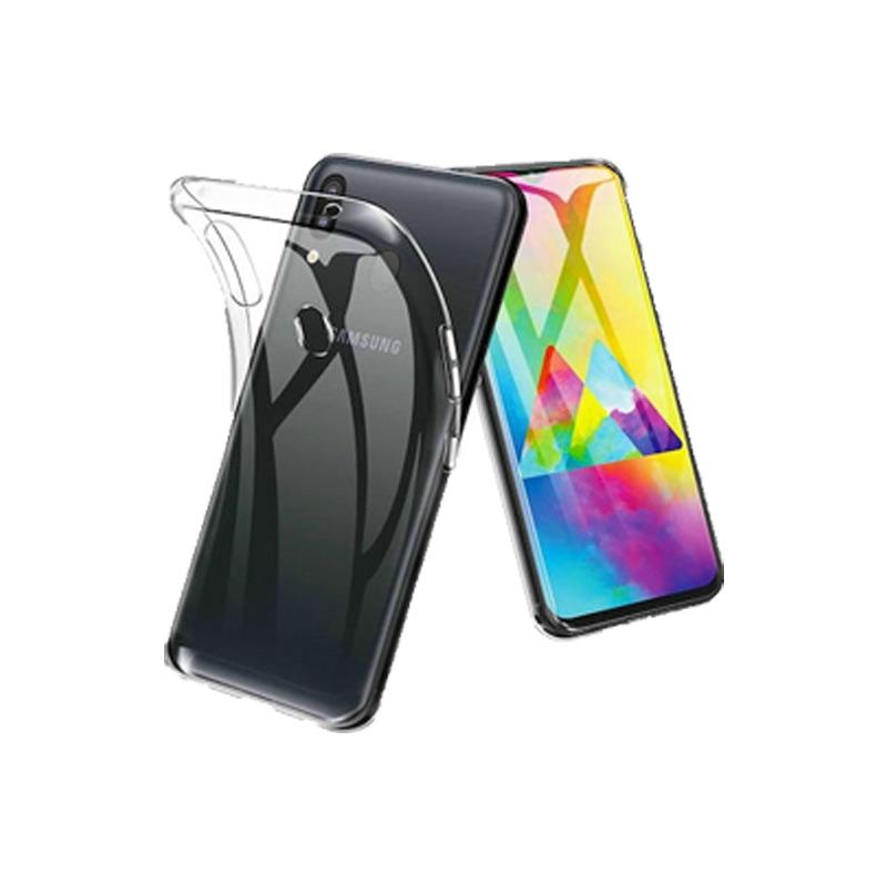 Θήκη Σιλικόνης 0.3mm Διάφανο Samsung Galaxy M20 2