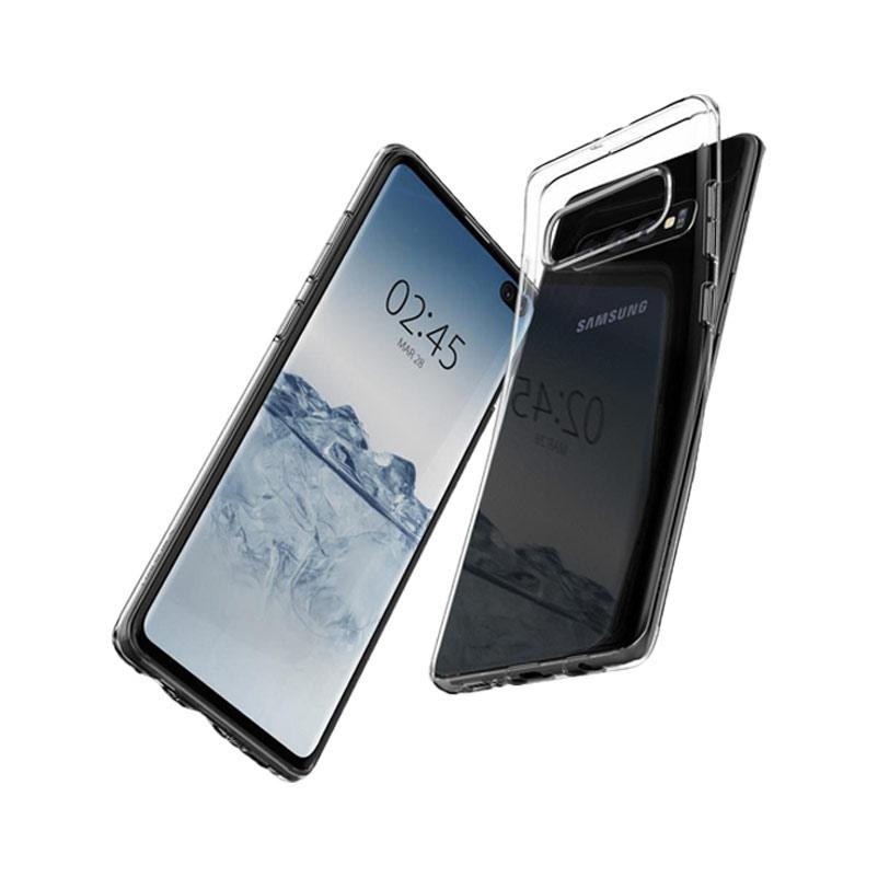 Θήκη Σιλικόνης 0.3mm Διάφανο Samsung S10 Plus