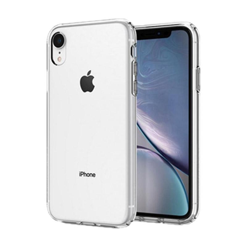 Θήκη Σιλικόνης 0.3mm Διάφανο Iphone XR 2