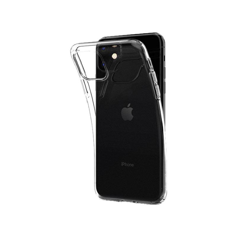 Θήκη Σιλικόνης 0.3mm Διάφανο Iphone 11 2