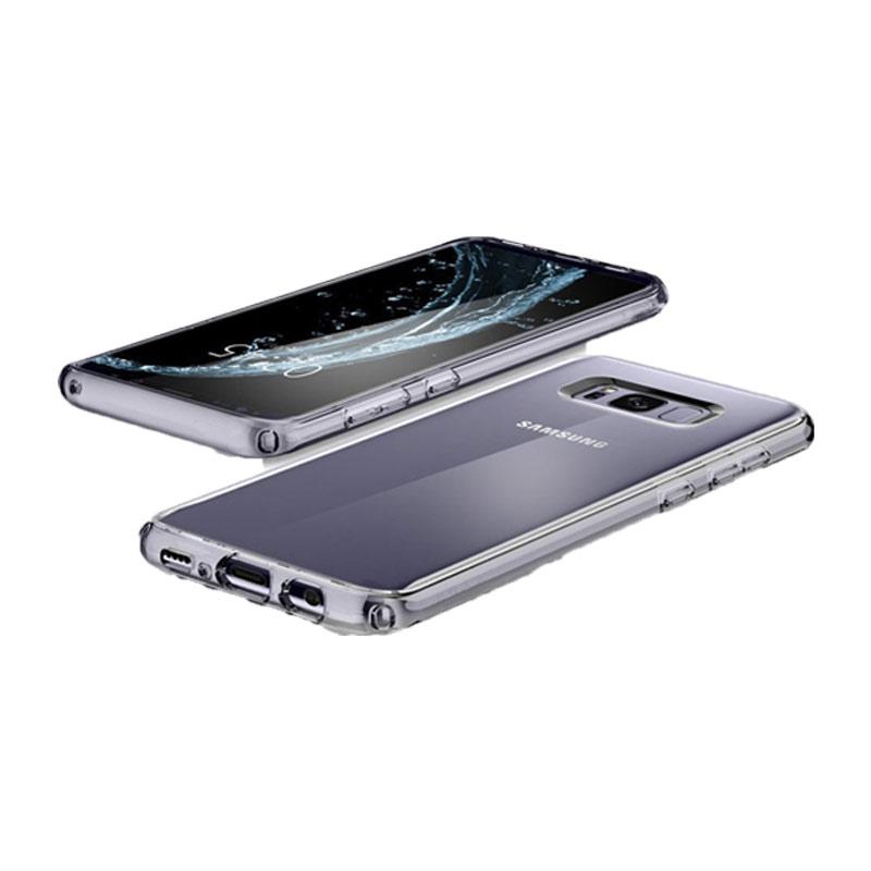 Θήκη Σιλικόνης 0.3mm Διάφανο Samsung S8 2