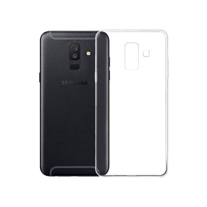 Θήκη Σιλικόνης 0.3mm Διάφανο Samsung A6 2018