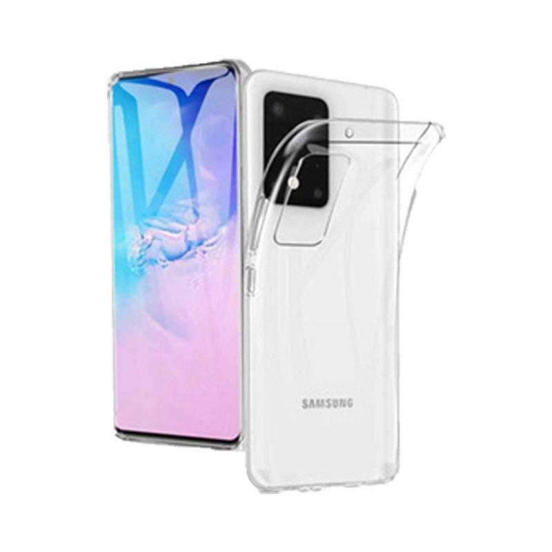 Θήκη Σιλικόνης 0.3mm Διάφανο Samsung S20 Plus