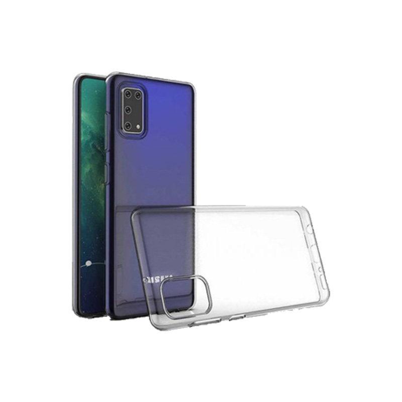 Θήκη Σιλικόνης 0.3mm Διάφανο Samsung Galaxy A41