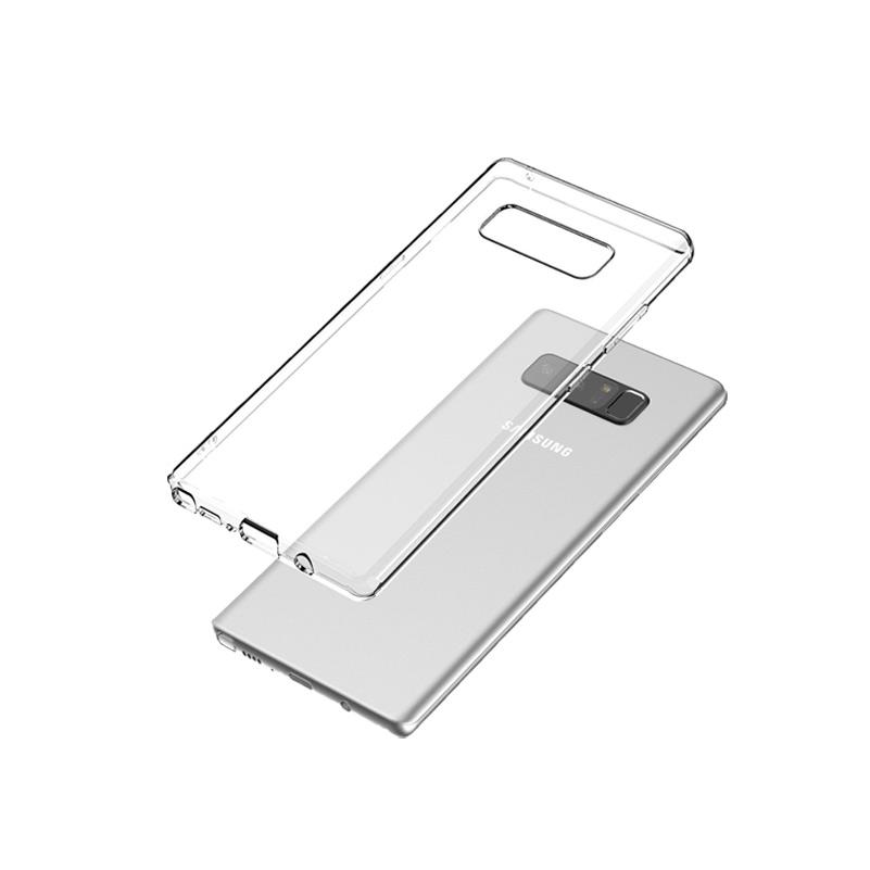 Θήκη Σιλικόνης 0.3mm Διάφανο Samsung Galaxy Note 8 3