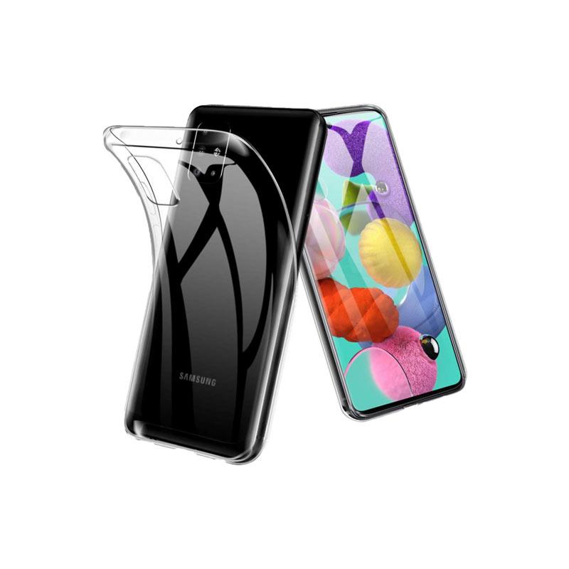 Θήκη Σιλικόνης 0.3mm Διάφανο Samsung Galaxy A31
