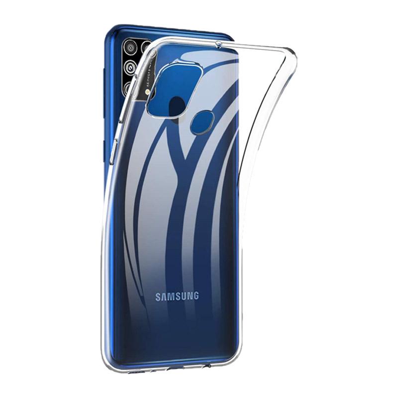 Θήκη Σιλικόνης 0.3mm Διάφανο Samsung Galaxy M31