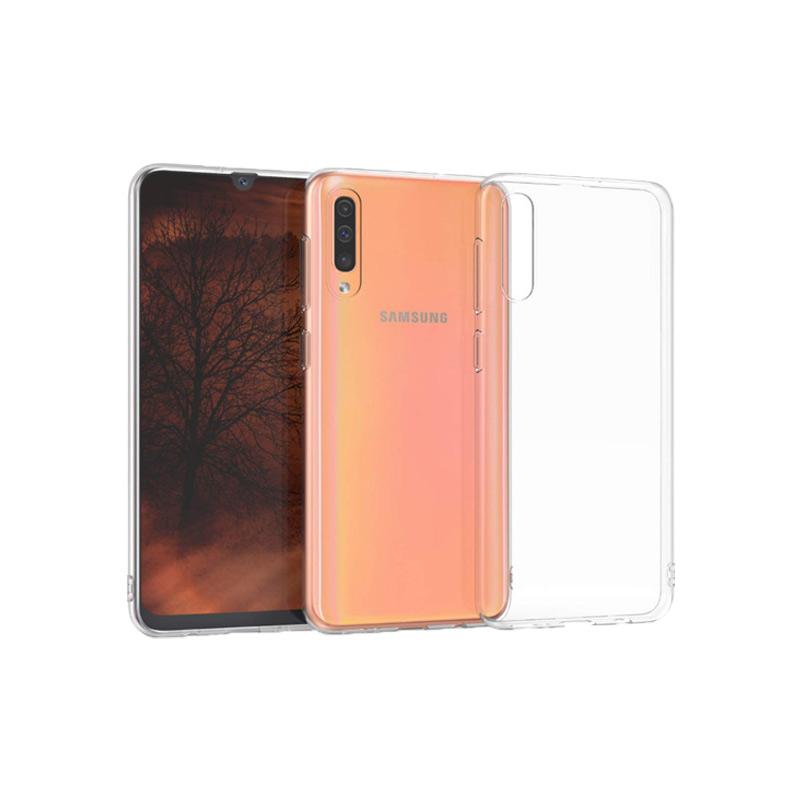 Θήκη Σιλικόνης 0.3mm Διάφανο Samsung Galaxy A50 / A30s / A50S