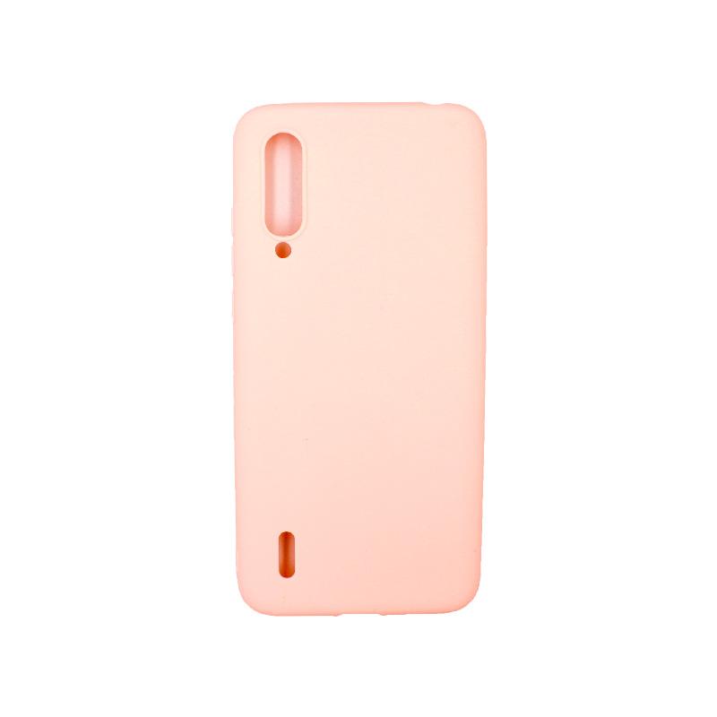 Θήκη Xiaomi Mi 9 Lite / CC9 / A3 Lite Σιλικόνη απαλό ροζ