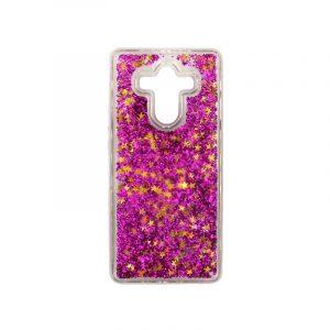Θήκη Huawei Mate 10 Pro Liquid Glitter φουξ 1