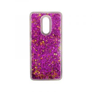 Θήκη Xiaomi Redmi 5 Plus Liquid Glitter φουξ 1