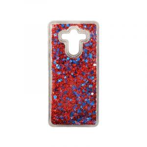 Θήκη Huawei Mate 10 Pro Liquid Glitter κόκκινο 1