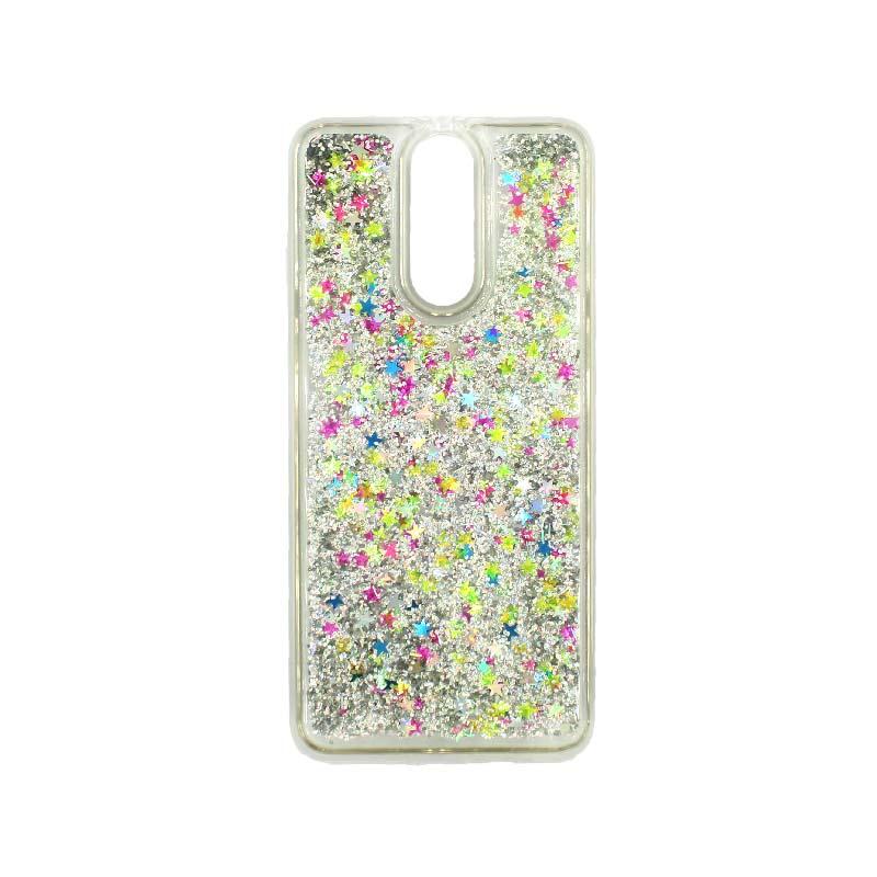 Θήκη Huawei Mate 10 Lite Liquid Glitter πολύχρωμο 1