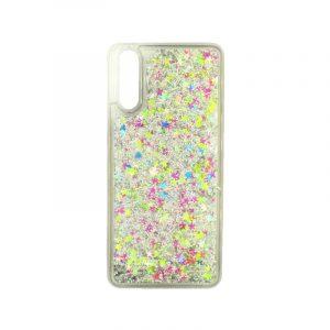 Θήκη Huawei P20 Liquid Glitter πολύχρωμο 1