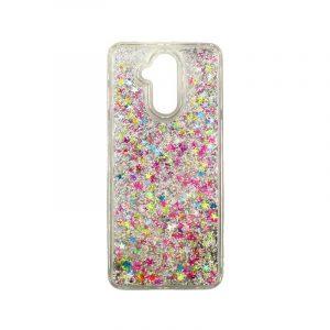 Θήκη Huawei Mate 20 Lite Liquid Glitter πολύχρωμο 1