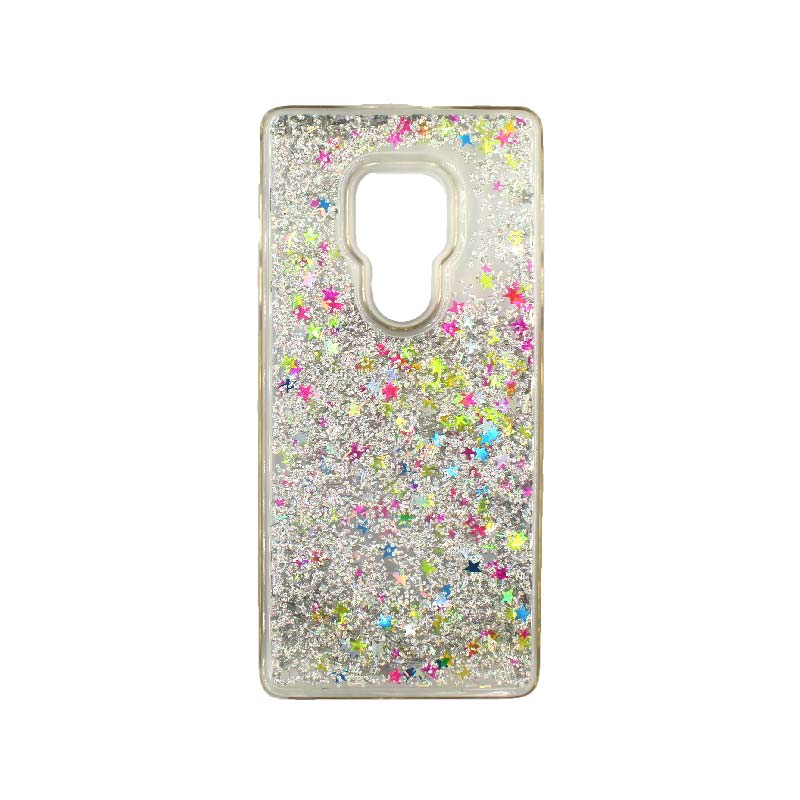 Θήκη Huawei Mate 20 Liquid Glitter πολύχρωμο 1