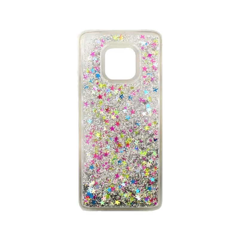 Θήκη Huawei Mate 20 Pro Liquid Glitter πολύχρωμο 1