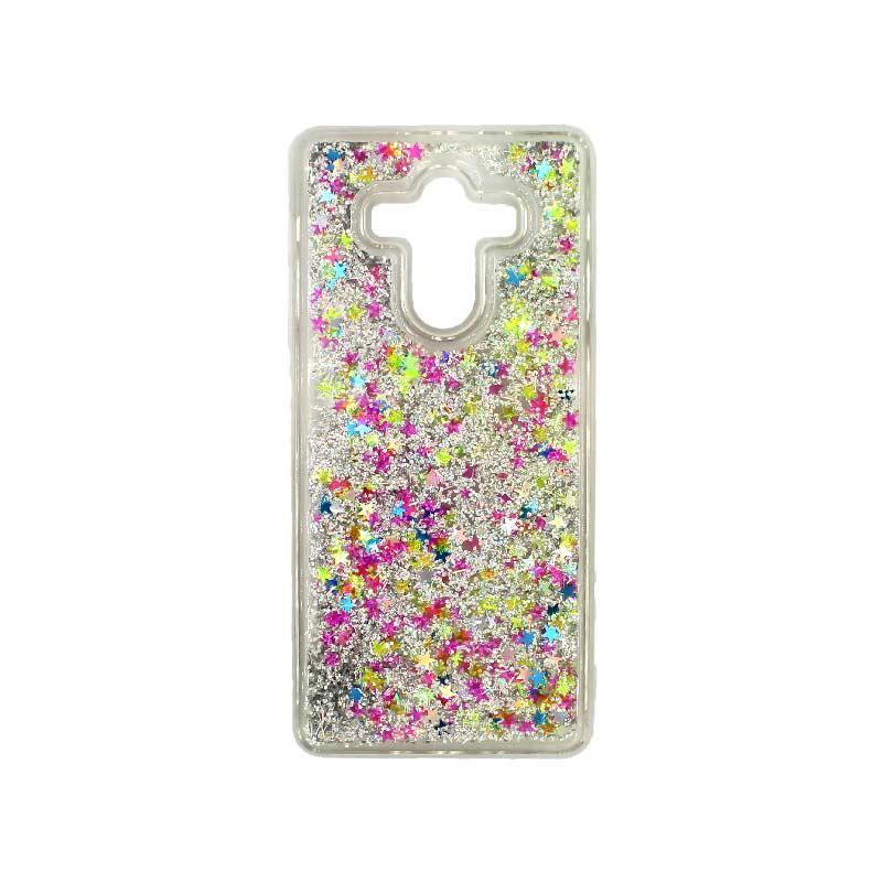 Θήκη Huawei Mate 10 Pro Liquid Glitter πολύχρωμο 1