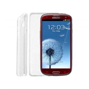 Θήκη Σιλικόνης 0.3mm Διάφανο Samsung Galaxy S3