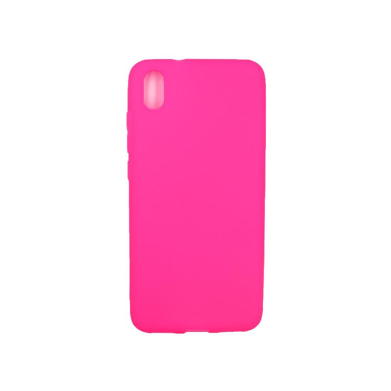 Θήκη Xiaomi Redmi 7Α Σιλικόνη φουξ
