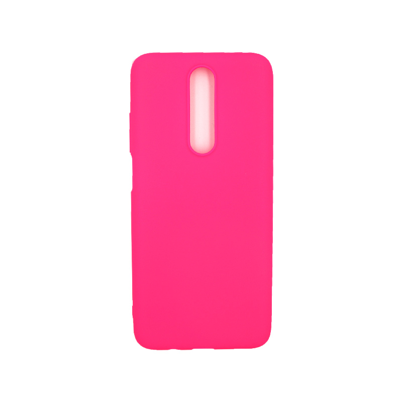 Θήκη Xiaomi Redmi K30 / K30 5G σιλικόνη φουξ