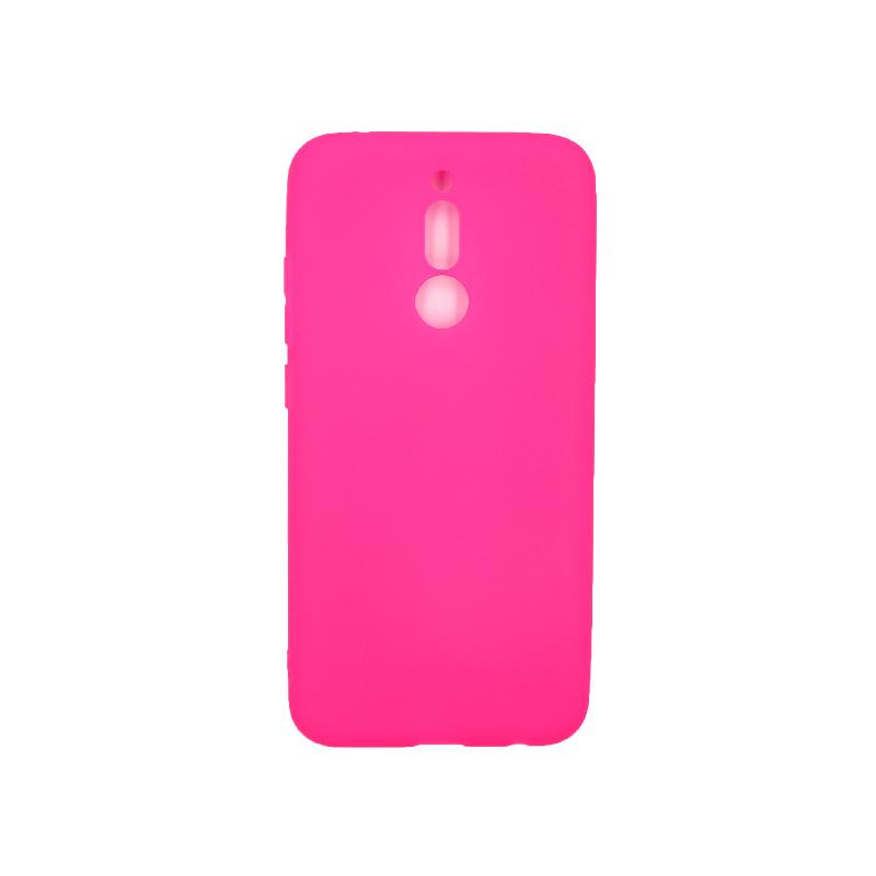 Θήκη Xiaomi Redmi 8 Σιλικόνη φούξια