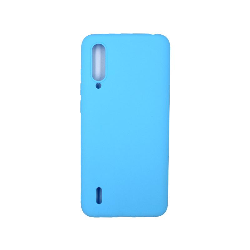 Θήκη Xiaomi Mi 9 Lite / CC9 / A3 Lite Σιλικόνη γαλάζιο