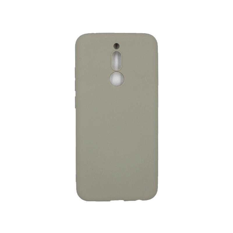 Θήκη Xiaomi Redmi 8 Σιλικόνη γκρι
