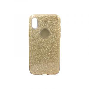 θήκη iphone X / Xs glitter χρυσό