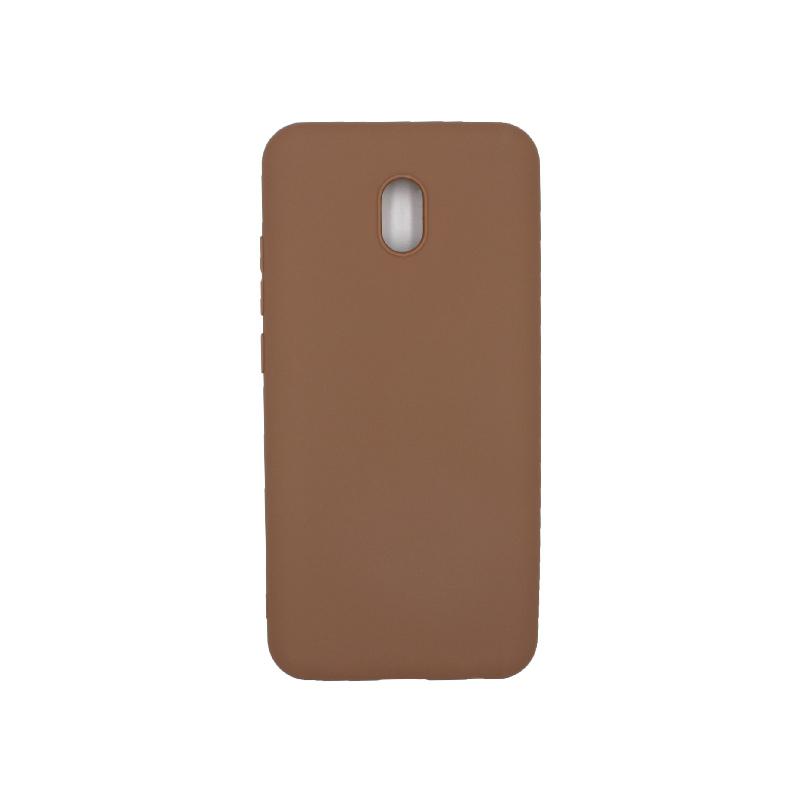 Θήκη Xiaomi Redmi 8A Σιλικόνη γκρι