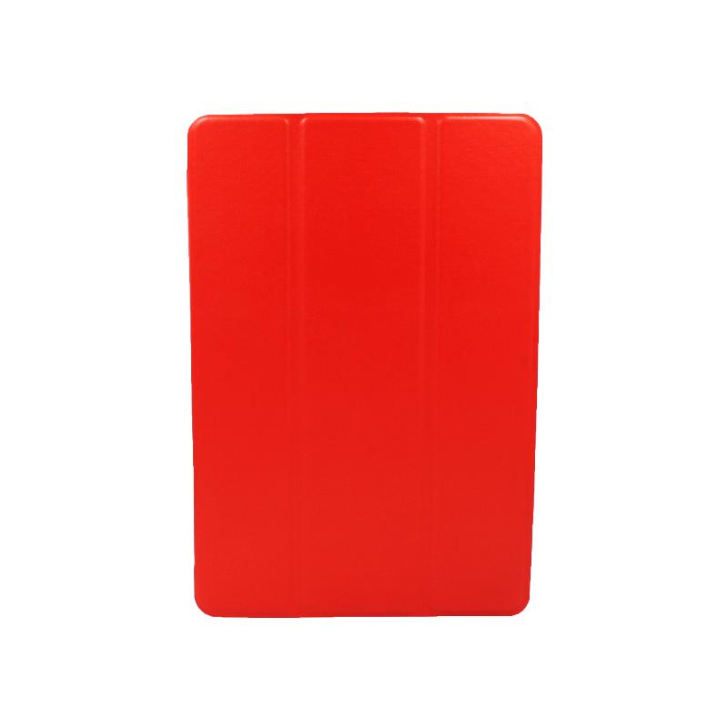 θήκη huawei tablet mediaPad M5 lite 10.1'' πλάτη σιλικόνη κόκκινο 1