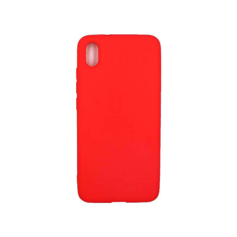 Θήκη Xiaomi Redmi 7Α Σιλικόνη κόκκινο