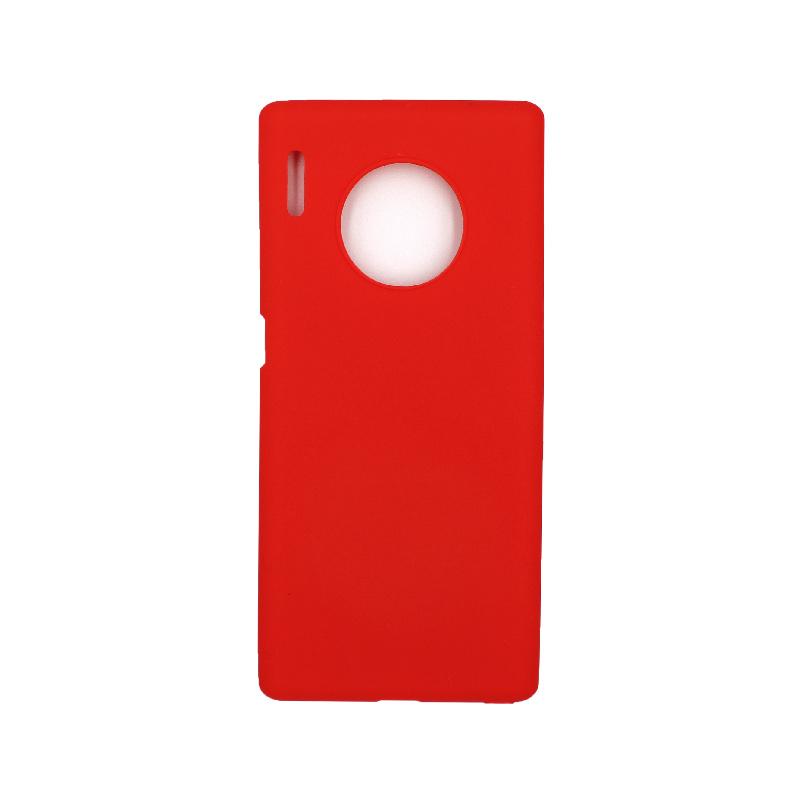 Θήκη Huawei Mate 30 Pro Σιλικόνη κόκκινο
